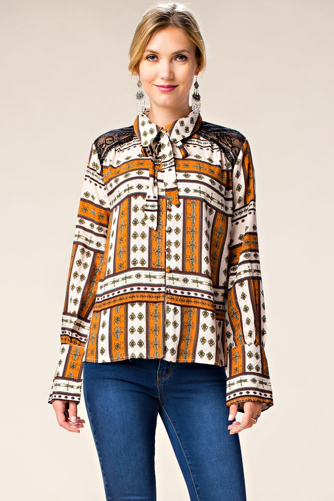 PRINT BUTTON DOWN TOP - orangeshine.com