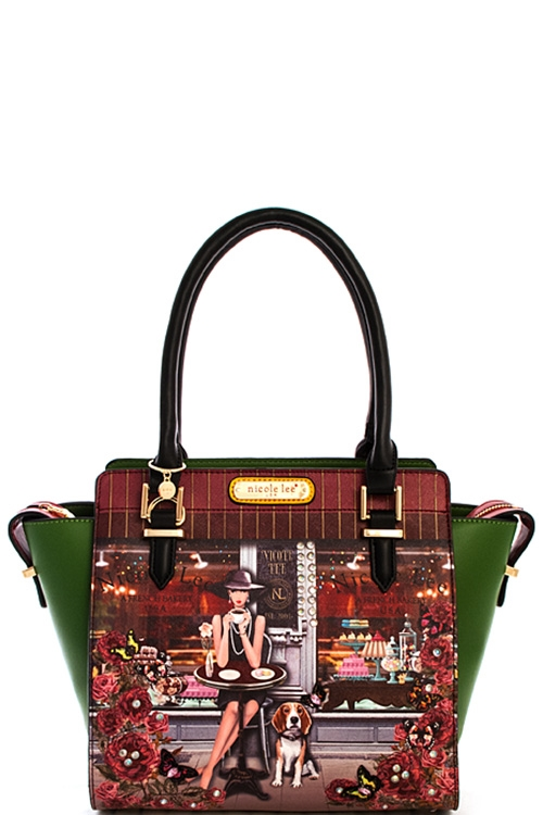 Nicole Lee Lauren Handbag - orangeshine.com