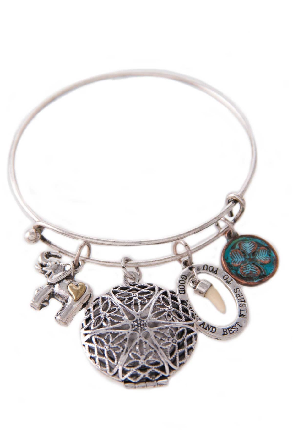 ELEPHANT LOCKET BRACELET - orangeshine.com
