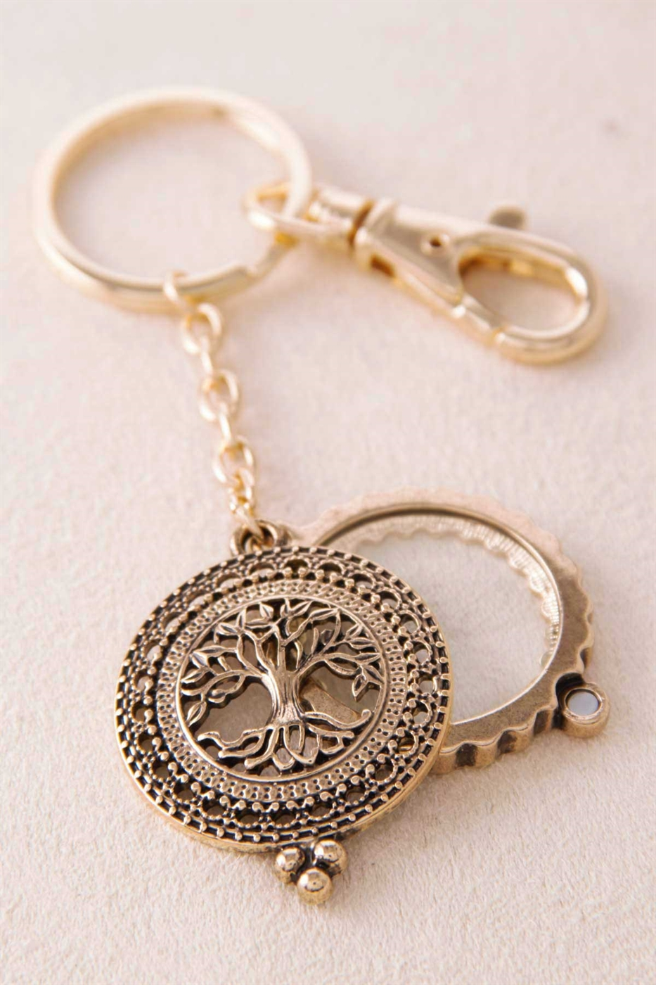 TREE OF LIFE KEY CHAIN - orangeshine.com