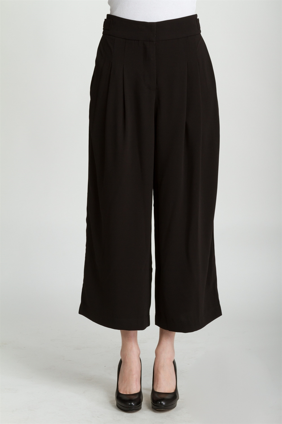 PLEATED PANTS  - orangeshine.com