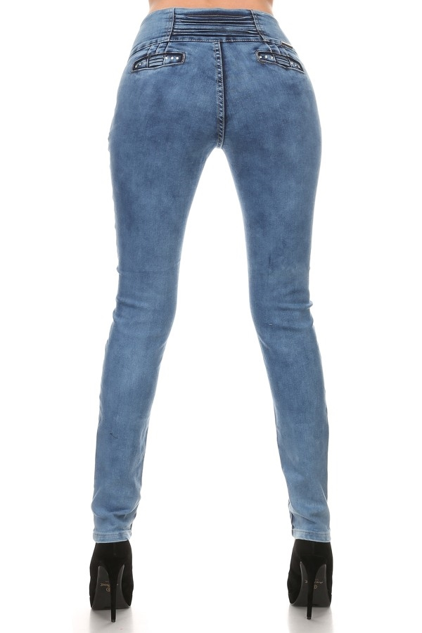 PUSH UP BUTT LIFTER JEANS - orangeshine.com