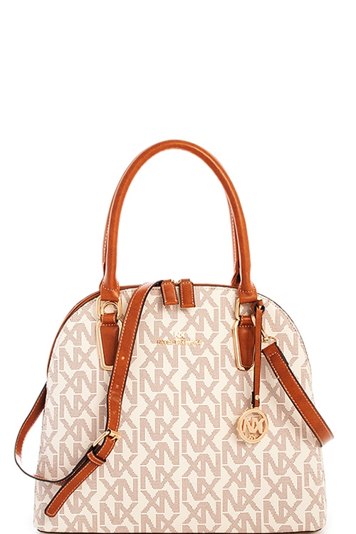 Alba NX Trendy Domed Satchel - orangeshine.com