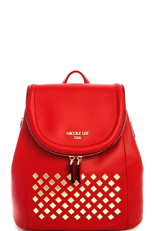 Nicole Lee Rowan Backpack - orangeshine.com
