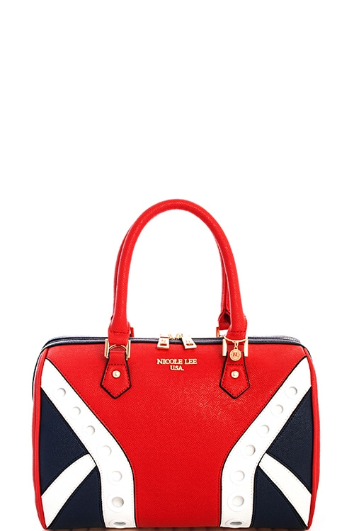 Nicole Lee Elodie Boston Bag - orangeshine.com