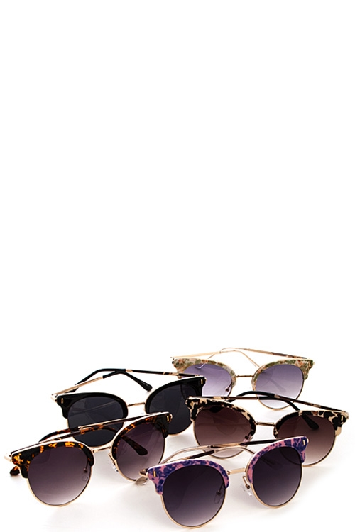 Chic Sexy Cat Eye Sunglasses - orangeshine.com