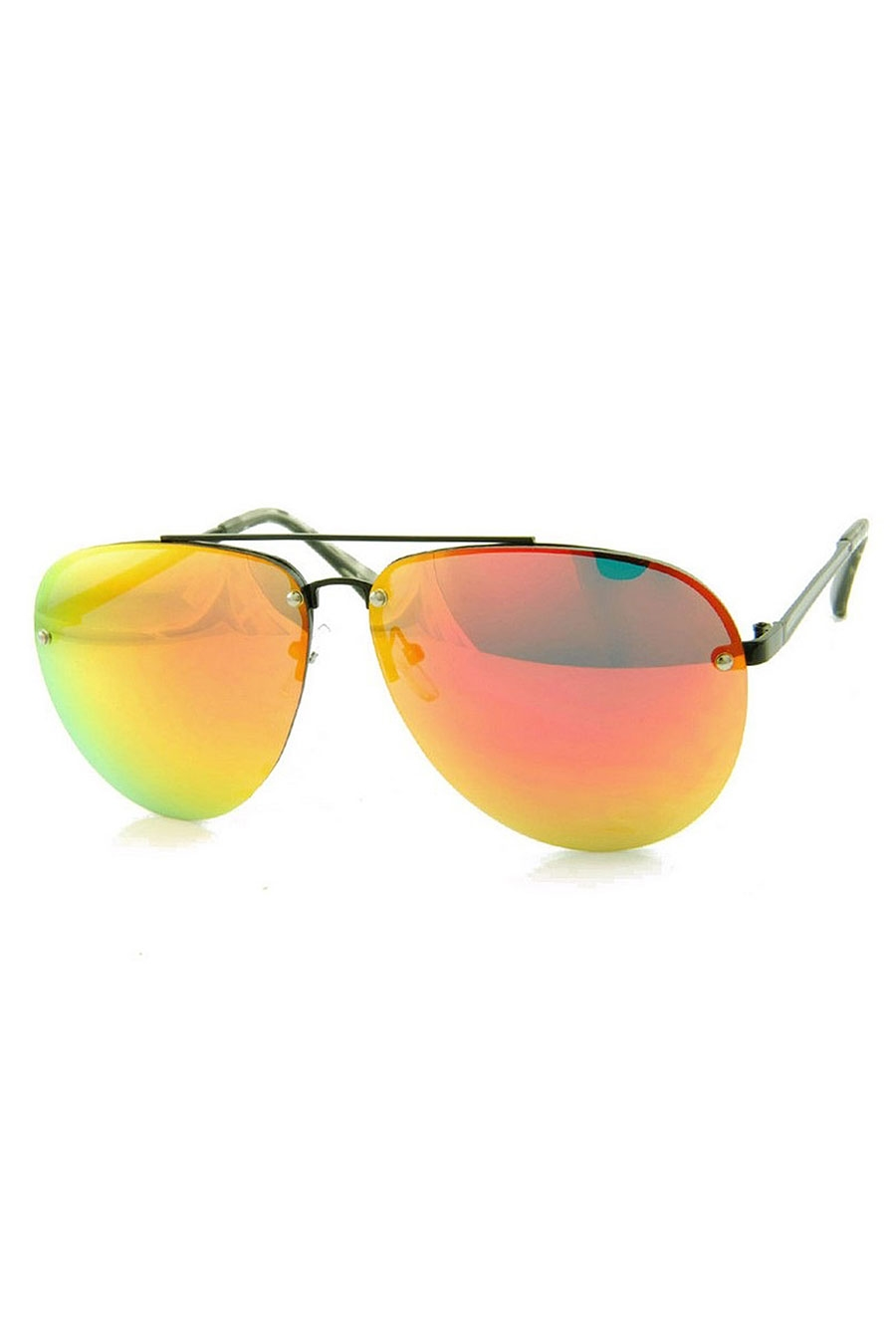 TINT MIRROR FASHION SUNGLASSES - orangeshine.com