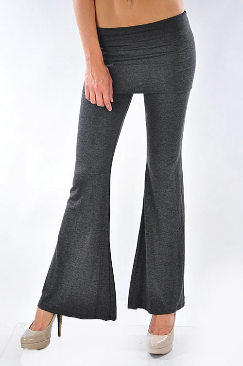 SOLID LONG PANTS - orangeshine.com