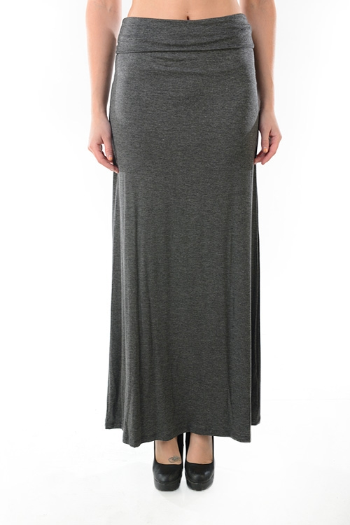 FOLD BAND SKIRT - orangeshine.com