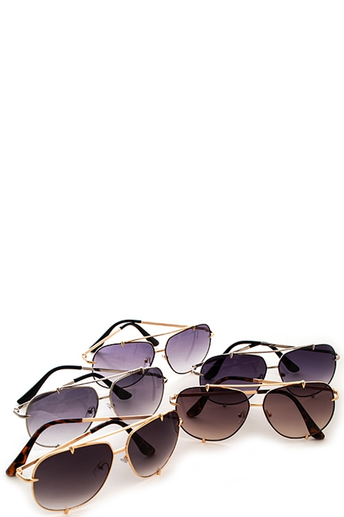 Trendy Mayfair Sunglasses - orangeshine.com