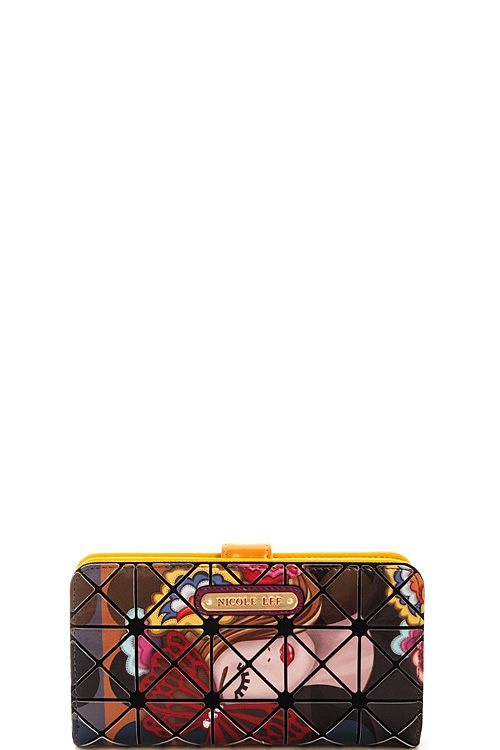 Nicole Lee Vicky Wallet - orangeshine.com