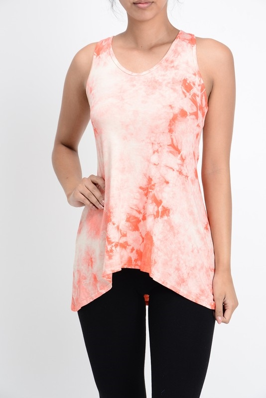 DYE TANK TOP - orangeshine.com