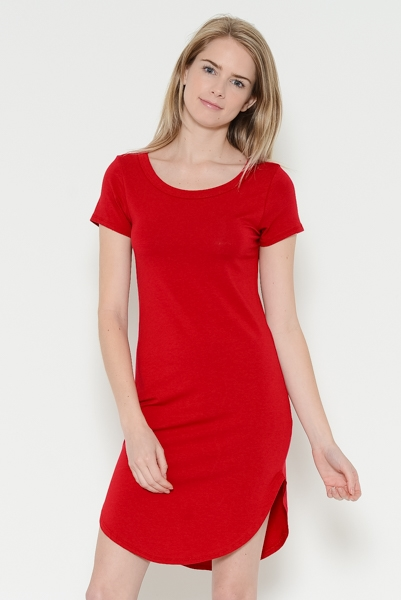 Short Sleeve Kylie Dress - orangeshine.com