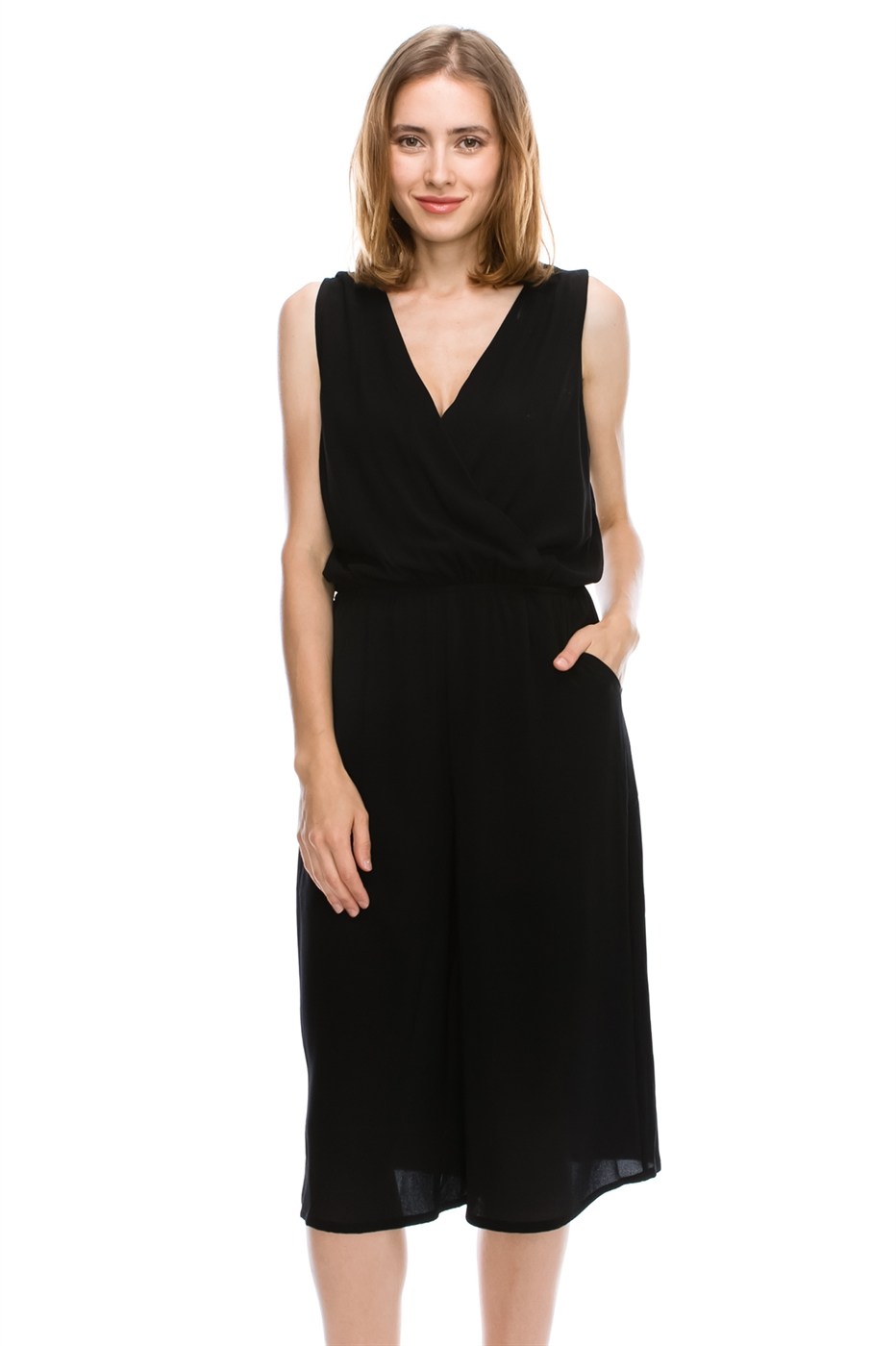 SURPLICE JUMPSUITS - orangeshine.com