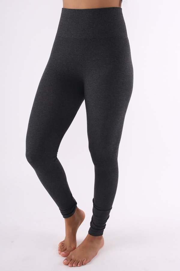 High Waist Heather Long - orangeshine.com