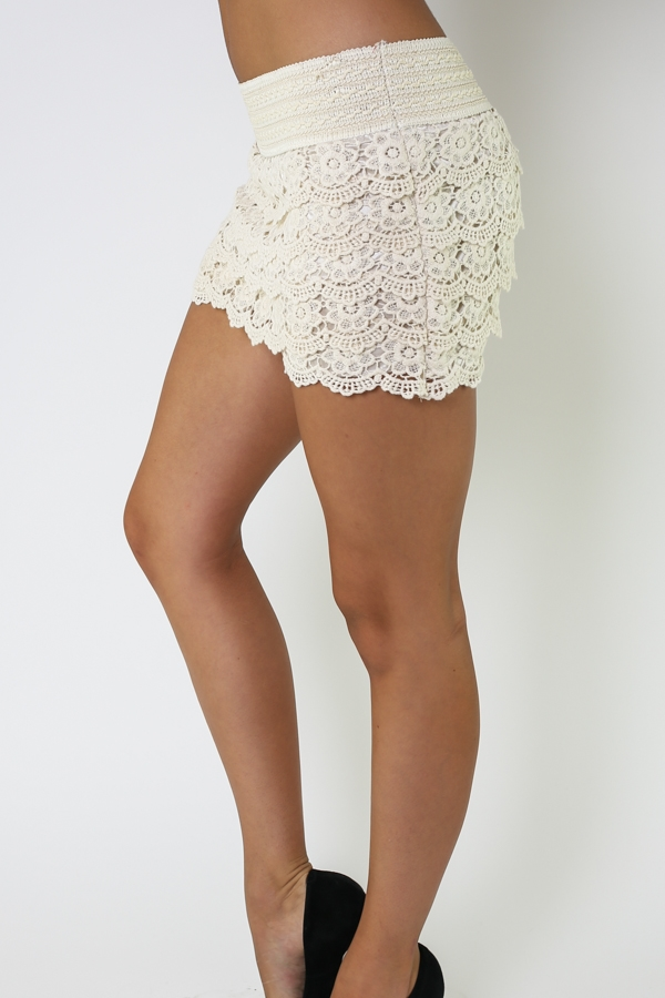 Crochet Short - orangeshine.com
