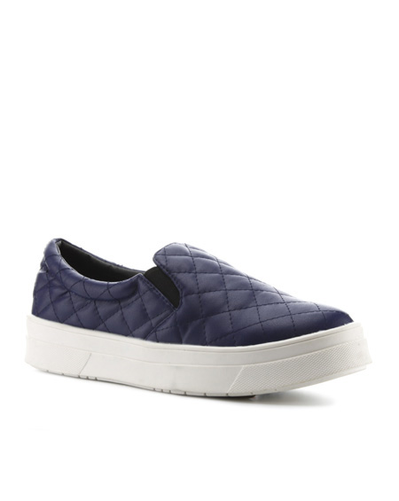 QUILTED SNEAKERS - orangeshine.com