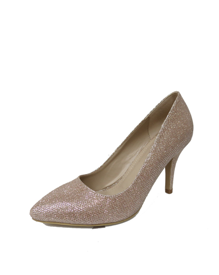 GLITTERY PUMPS - orangeshine.com