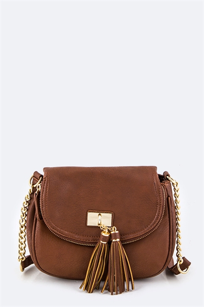 Tassels Fashion Crossbody Bag - orangeshine.com