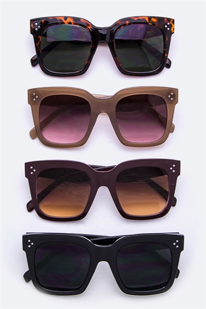 Fashion Square Sunglasses - orangeshine.com