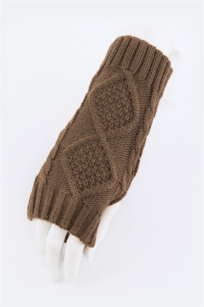 Fashion Knitted Arm Warmer - orangeshine.com