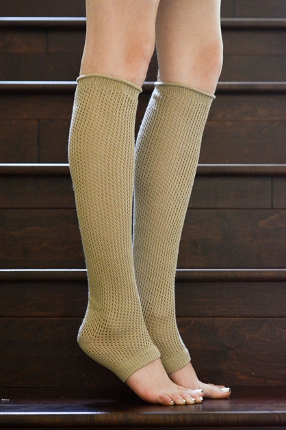 Dancer Style Legwarmer - orangeshine.com