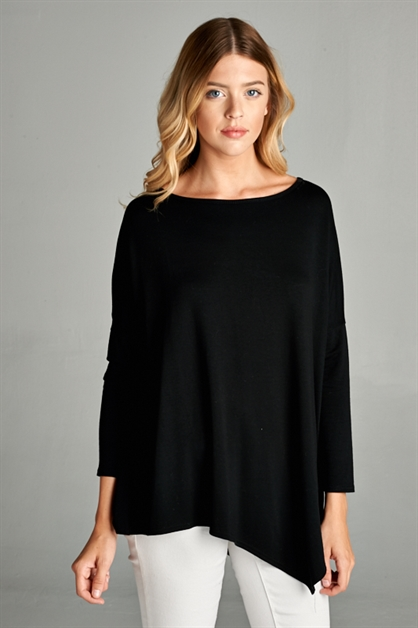 BASIC ASYMMETRICAL TOP - orangeshine.com
