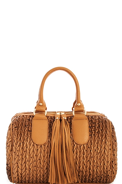 Fashion Gradation Tassel Bag - orangeshine.com