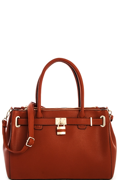 Trendy Princess Satchel - orangeshine.com