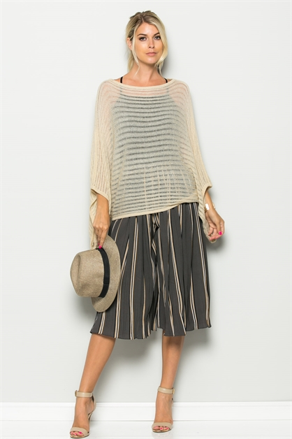 2-WAY KNIT TOP/DRESS - orangeshine.com