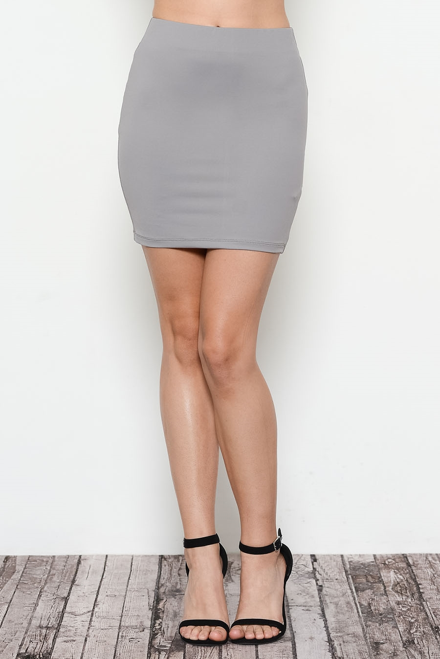 MICRO JERSEY MINI SKIRT - orangeshine.com