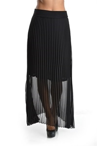 ESSENTIAL PLEATED SKIRT - orangeshine.com