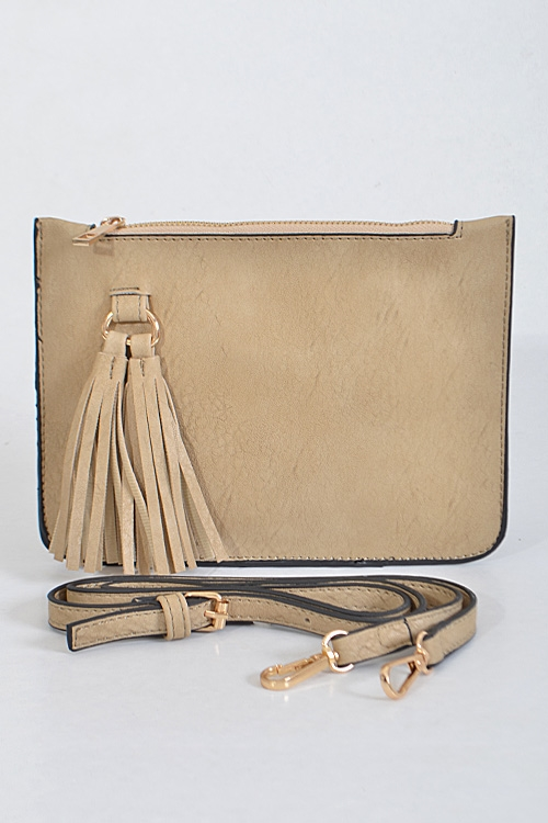 Plain Hand Clutch - orangeshine.com