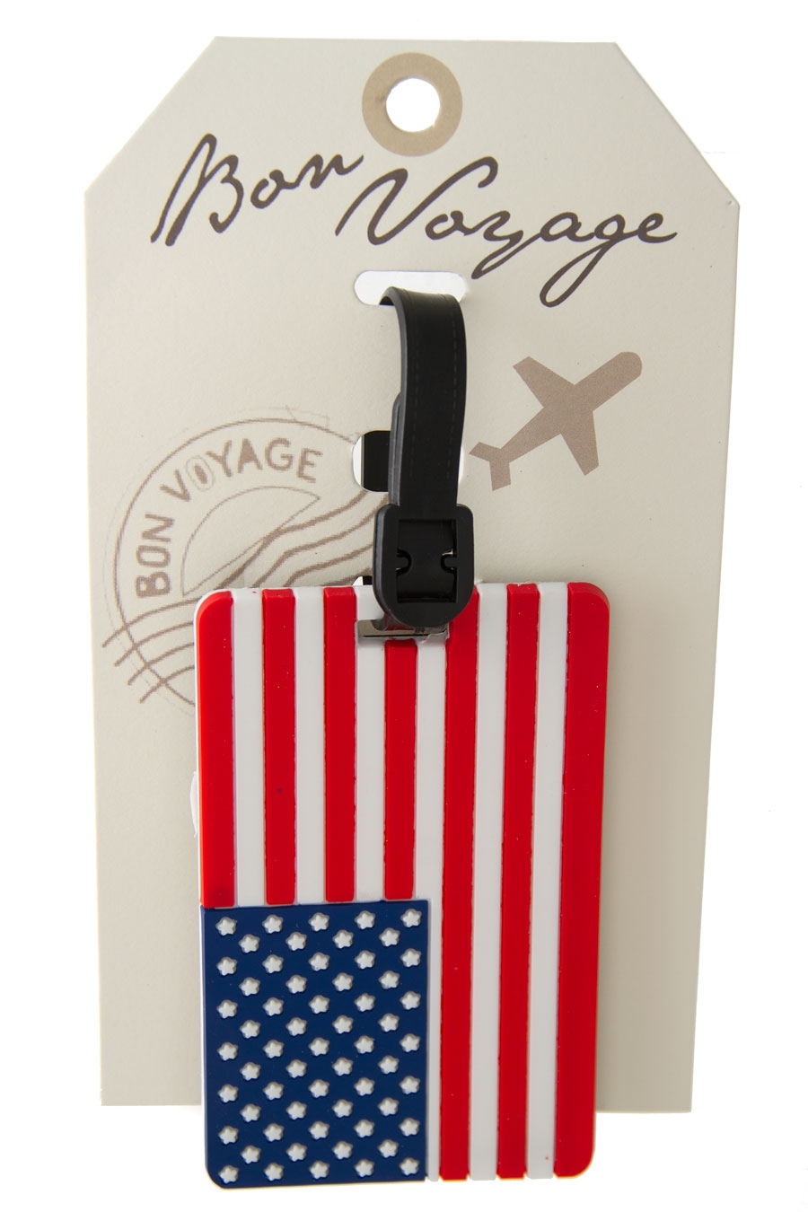 USA FLAG LUGGAGE TAG - orangeshine.com
