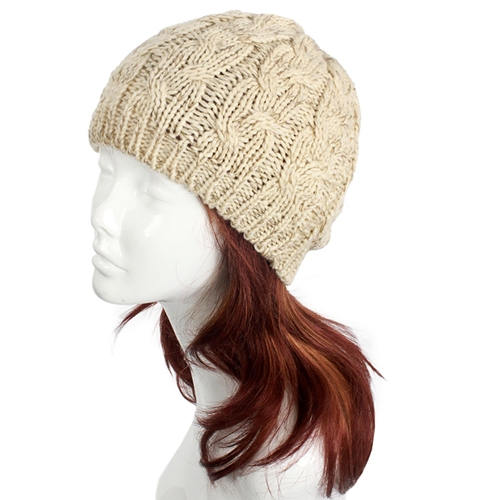 Trendy Knit Winter Hat - orangeshine.com