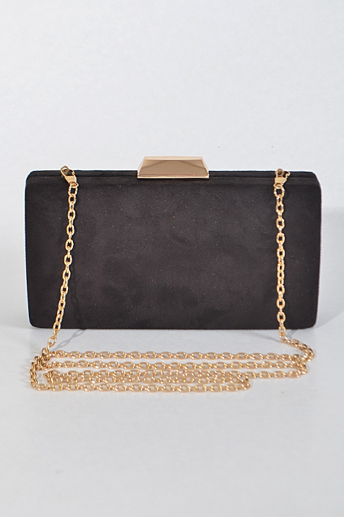 Plain Fashionista Clutch - orangeshine.com