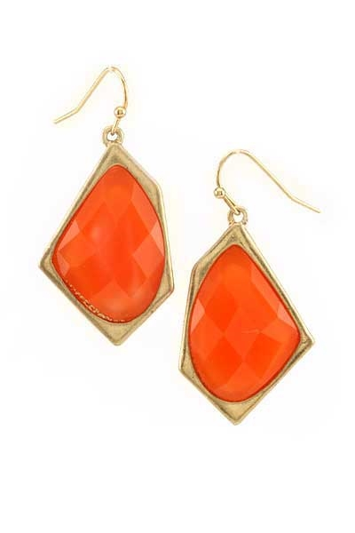 FASHION HOOK EARRING - orangeshine.com