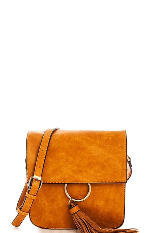 Chic Trendy Messenger Bag - orangeshine.com