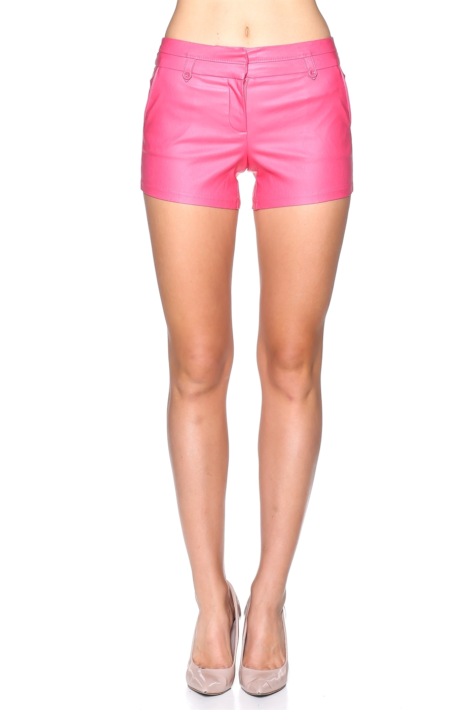 PU coated short pant - orangeshine.com