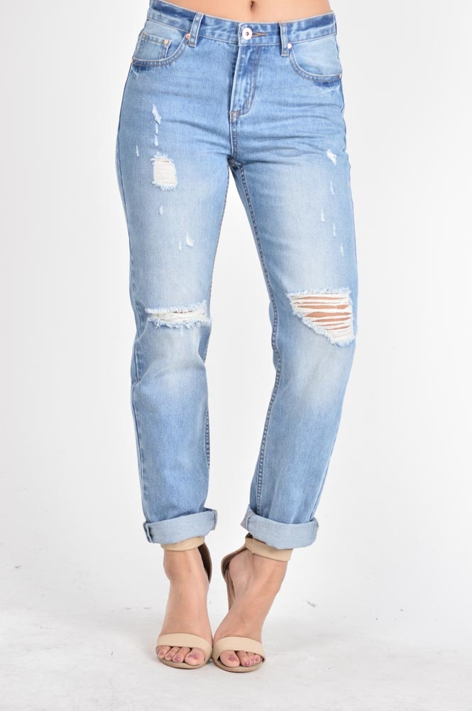 GIRLFRIEND JEANS - orangeshine.com