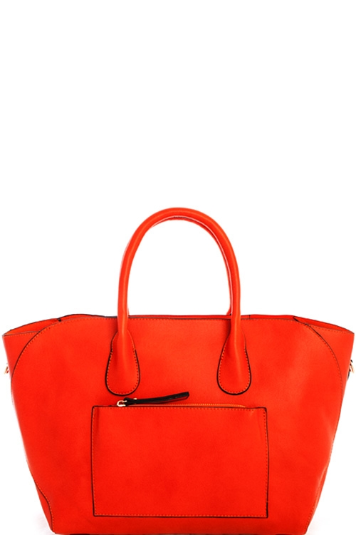 Fashion Modern Satchel - orangeshine.com
