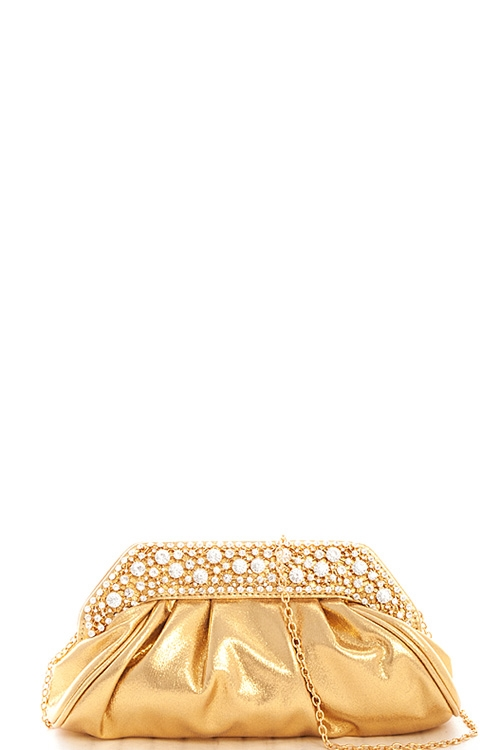 Fashion Zirconia Clutch - orangeshine.com