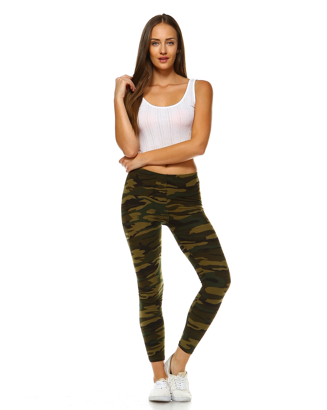Army Brat Leggings - orangeshine.com