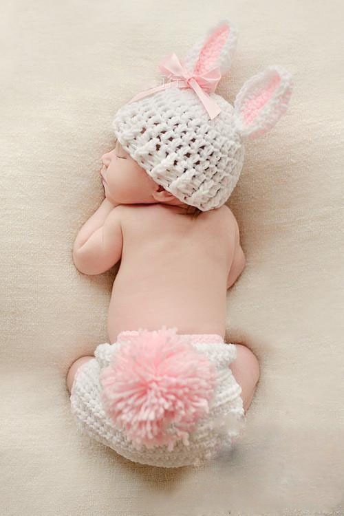 Little Bunny New Born Costume  - orangeshine.com