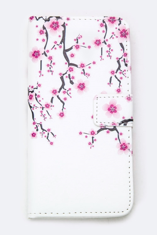 Plum Blossom Iphone 6S Case - orangeshine.com