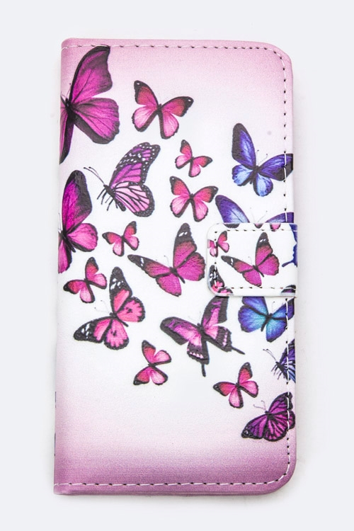 Butterflies Print Iphone 6S  - orangeshine.com