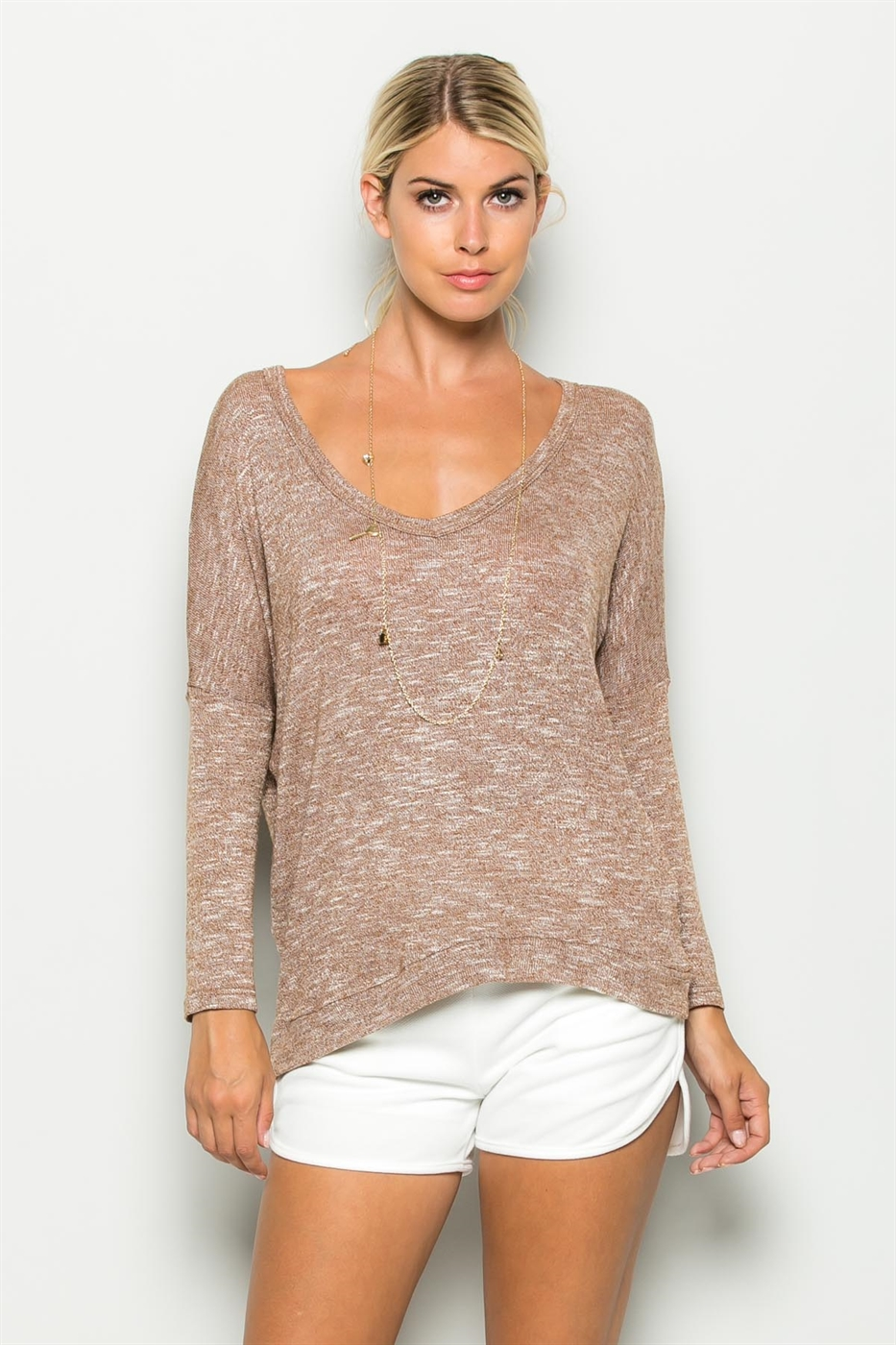 FRENCH TERRY BASIC TOP - orangeshine.com