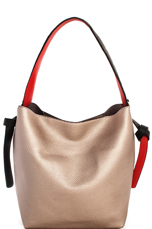 Two Tone Princess Hobo - orangeshine.com