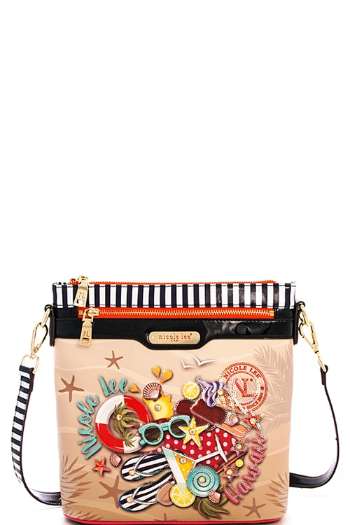 Nicole Lee Hawaii Crossbody - orangeshine.com