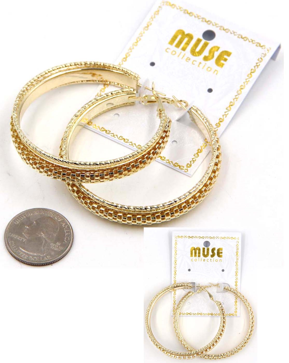 HOOP EARRINGS - orangeshine.com